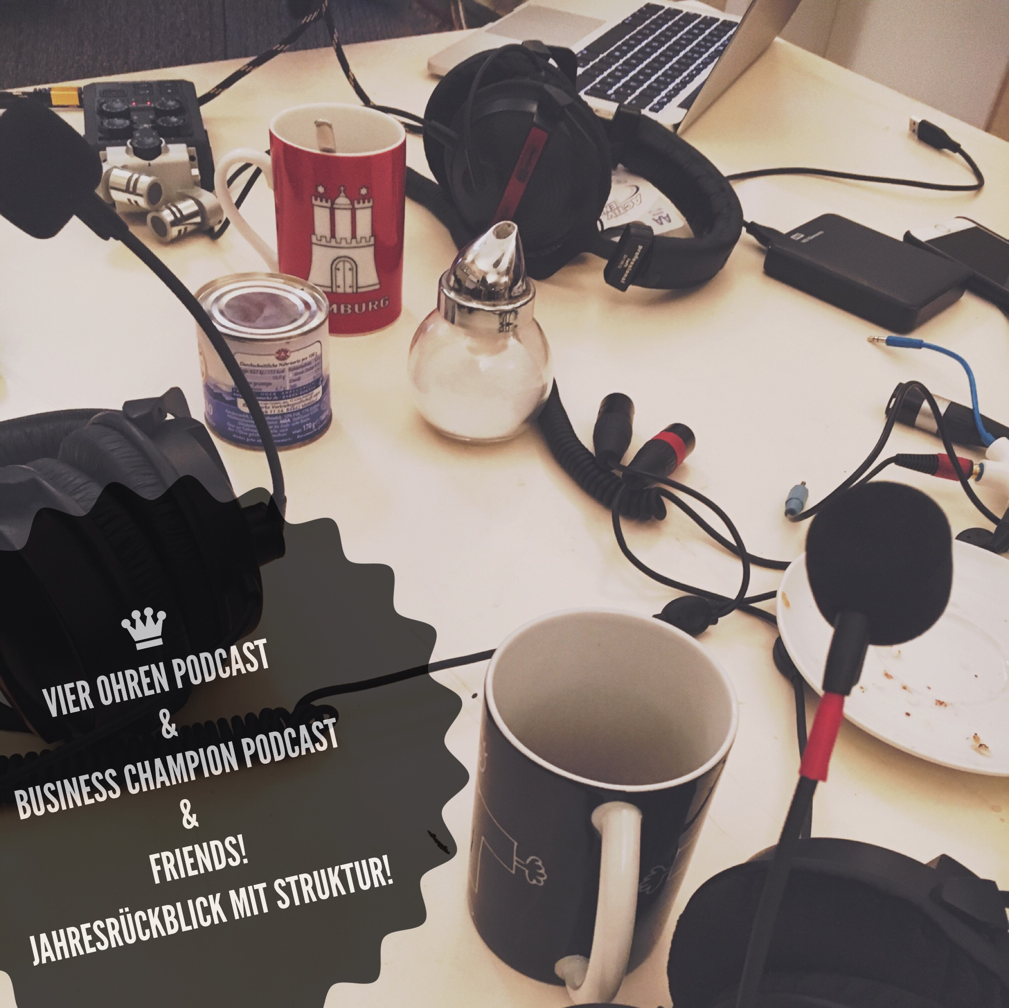 Vier Ohren trifft den Business Champion – Der Podcast – 5 Menschen ...